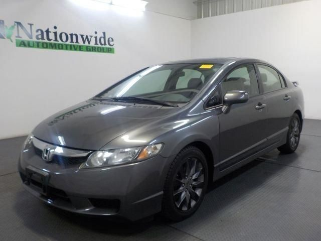 Used 2009 Honda Civic EX-L for sale at Nationwide Automotive Group of Monroe in Monroe, OH for $5,494. View now on Cars.com.