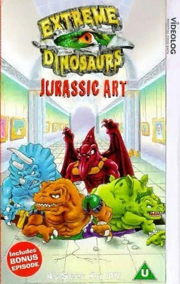 Extreme Dinosaurs (TV Series 1997- ????)