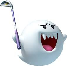 Image result for mario boo