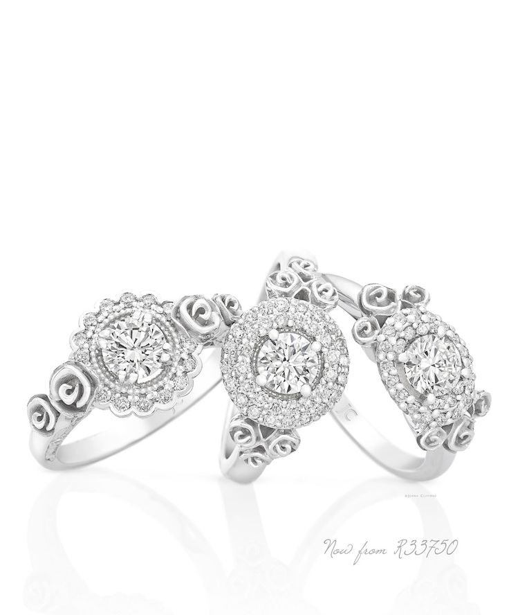 Jenna Clifford engagement rings - Popping the question this V-day?