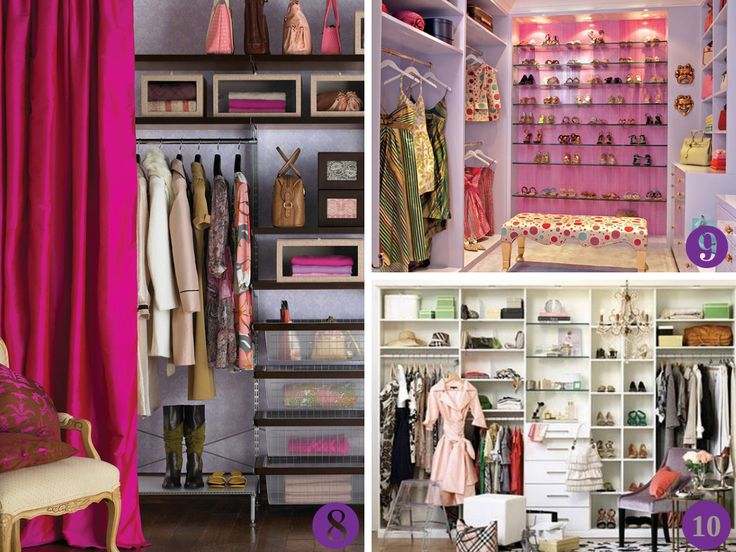 Closets Are One Of The Most Functional Spaces In Your Home   Or At Least  They Should Be. Here Are Some Designer Closet Ideas That Youu0027ll Want To  Show Off.