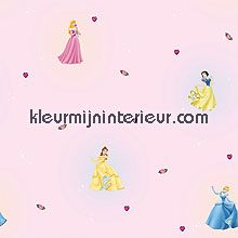 Prinses behang 00197, kids@home van Decofun