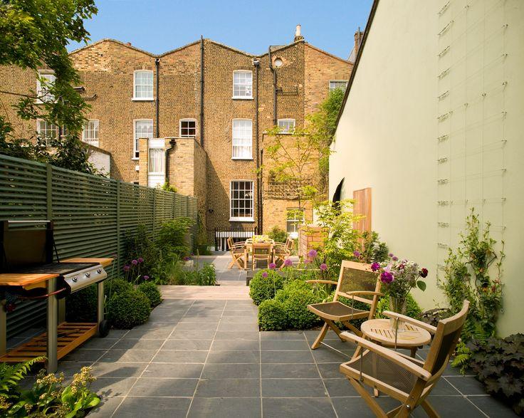 28 best images about leisteen vloer lei import b v on for Blue slate garden designs