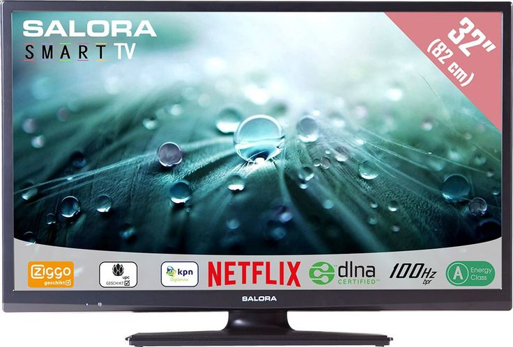 Salora 32LED9102CS  Description: Salora 32LED9102CS: HD-ready Smart TV De Salora 32LED9102CS is een Smart TV die geweldige HD-ready beeldkwaliteit weergeeft. Wanneer jij een dongle aansluit op de 9102CS kun je verbinding krijgen met het internet en gaat er een wereld vol met leuke games en nuttige apps voor je open. Salora heeft de meest gebruikte apps al speciaal voor jou geselecteerd. Zo surf je eenvoudig vanaf je 32LED9102CS naar YouTube Netflix en Facebook. Op deze wijze blijf jij altijd…