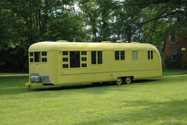 RENOVAÇÃO: Em 1953, um casal comprou esta roulote. Veja como ...