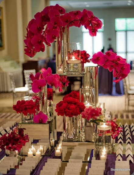 Best images about multi level centrepiece designs on