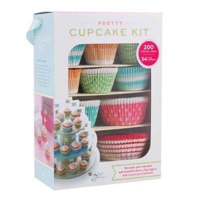 Cupcake Kit £12.99 #podpastels