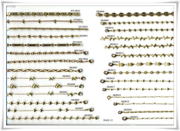 brass chain 9
