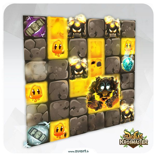 Dofus Krosmaster's Mini board games © 2012-2013