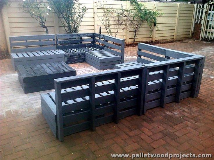 1198 best Pallets Garden & Patio images on Pinterest ...