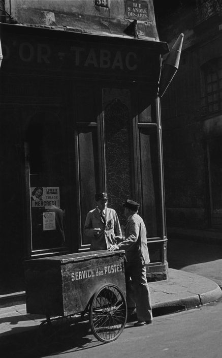 Paris 1952, by Henri Cartier-Bresson