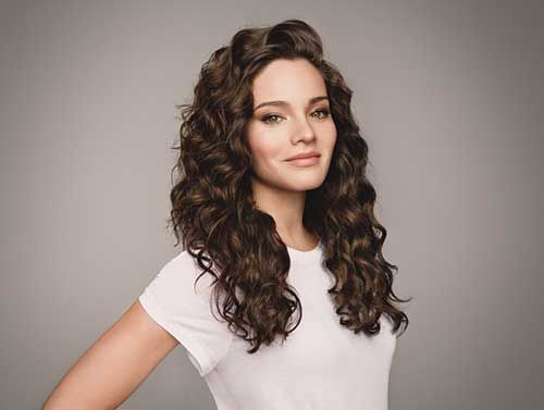 1000 ideas about layered curly hairstyles on pinterest