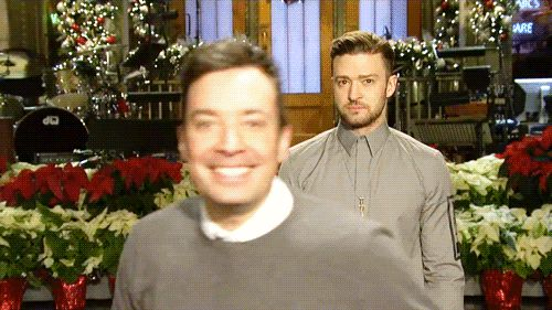 """In conclusion, Justin Timberlake and Jimmy Fallon should host every SNL ever. 