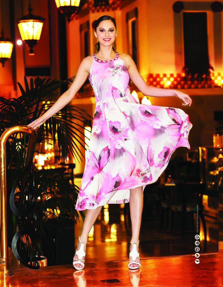 oneshot, oneshotreklam, woman dress, pink