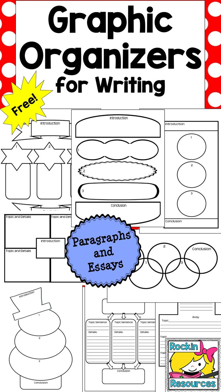 essay brainstorming organizer Kids can use a variety of graphic organizers to arrange home / all posts / brainstorming / graphic organizers 5-paragraph essay – helps to organize.