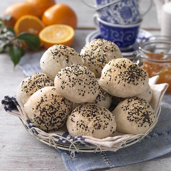 Recept på Glutenfria frallor från - Hemmets Journal