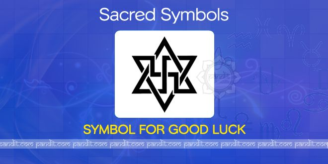 Symbol For Good Luck by Astrologer Rahul Kaushal -------------------------------------------------------- In symbolic Feng Shui, there are certain dimensions which are considered to be good for bringing healthy luck whereas, certain dimensions are believed to bring Bad luck to you also. If we see in case of furniture, it also bring good luck chi to you with its lucky and unlucky dimensions. http://www.pandit.com/symbol-for-good-luck-2/