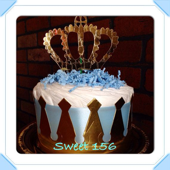 Cakes For Baby Showers Boy