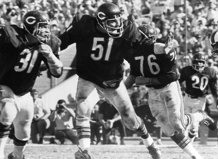 dick butkus power vibe