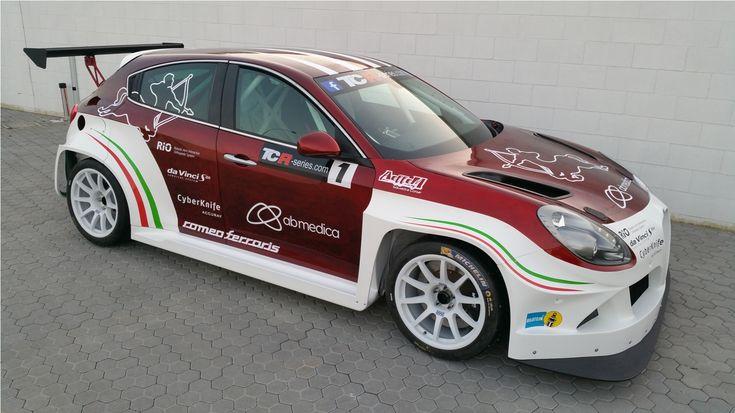 Alfa Romeo Giulietta TCR by Romeo Ferraris Will Race in the 2016 TCR International Series