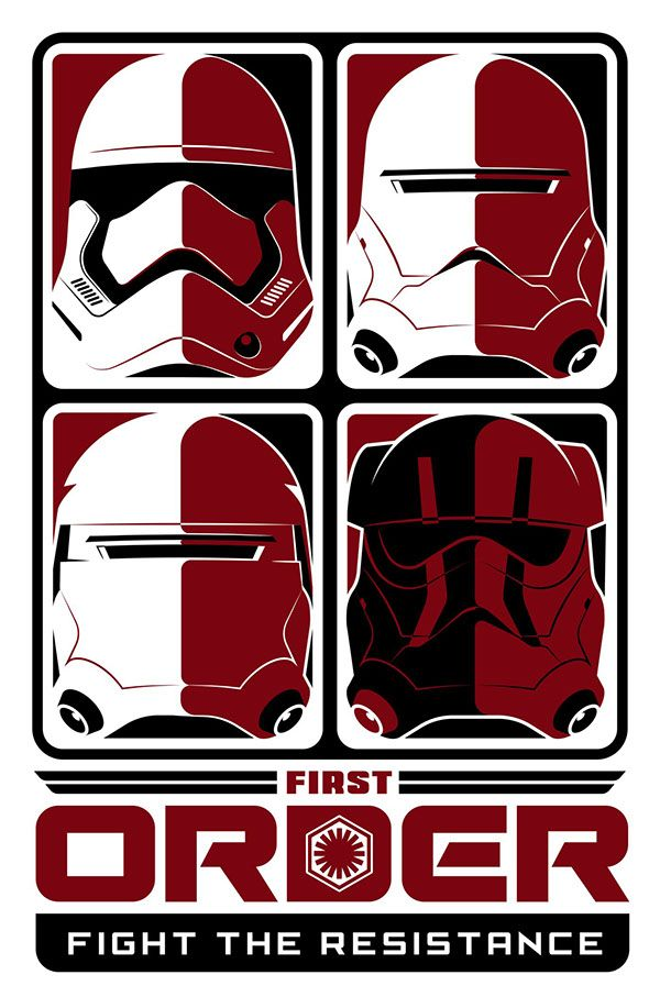 The First Order on Behance