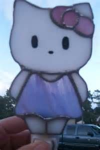 stained glass hello kitty - Bing Images