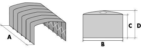 revonsbois vous propose: Tunnels rétractables....maxi box retractable-Prix: 3,999.60 €.....MARQUE: intenda, voir les soldes et promotion de notre boutiques.
