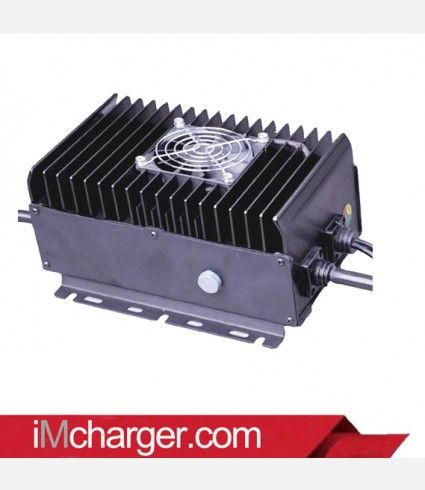 48V 25A electric vehicle on board battery charger