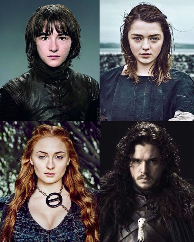 Which remaining Stark do you think has more chance to survive the Game of Thrones?  -