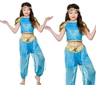 Arabian princess girls belly dancer #fancy dress #costume 3/13 #years,  View more on the LINK: http://www.zeppy.io/product/gb/2/301668471181/
