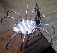 Αράχνη – βάση γλάστρας