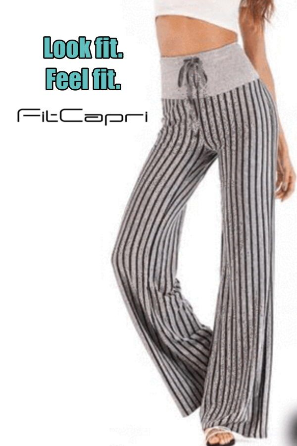 ed1d8aca5f2d0 Reinvent your fitness clothing wardrobe with cute Yoga lifestyle pants.  When it comes to poor