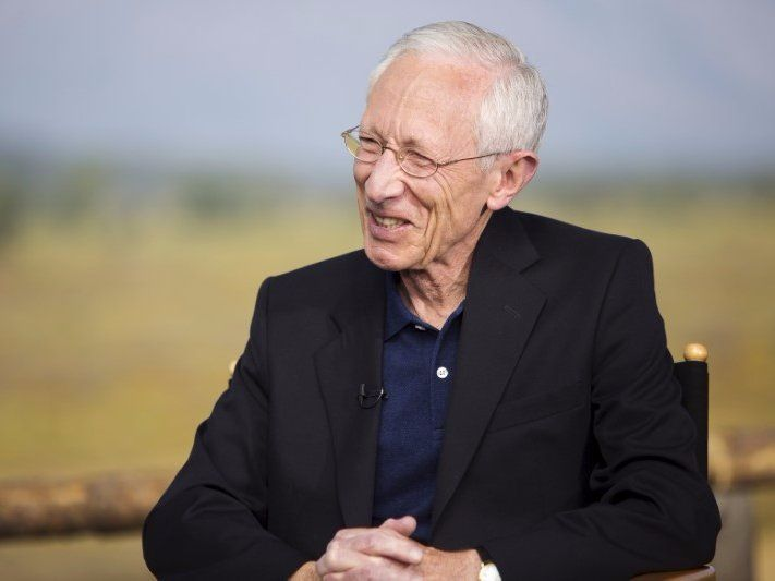 FED'S FISCHER: I'm not worried about market liquidity