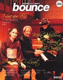 bounce 277号 - 中島美嘉/エルヴィス・コステロ/アラン・トゥーサン