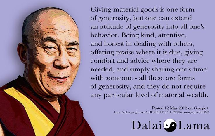 17 Best Generosity Quotes On Pinterest