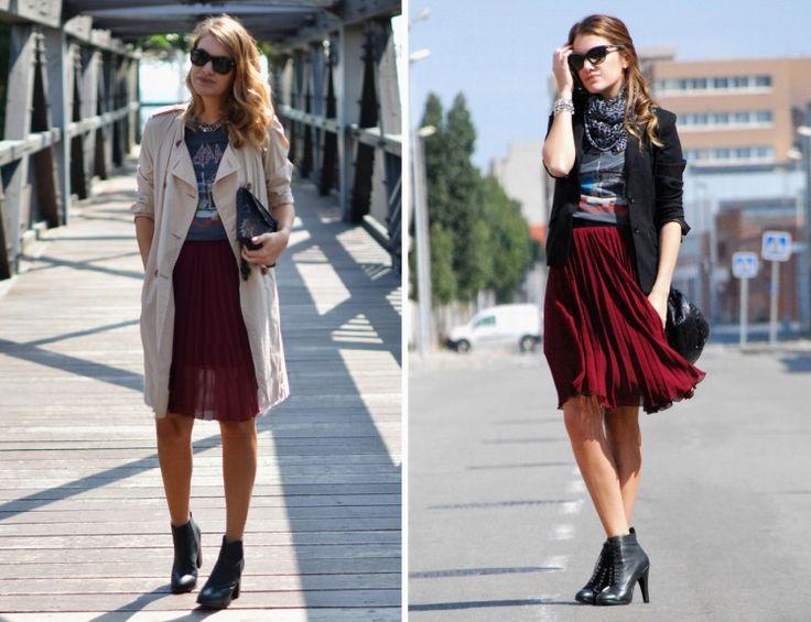 Midseason Looks My Daily Style En She Style Pinterest Quiero