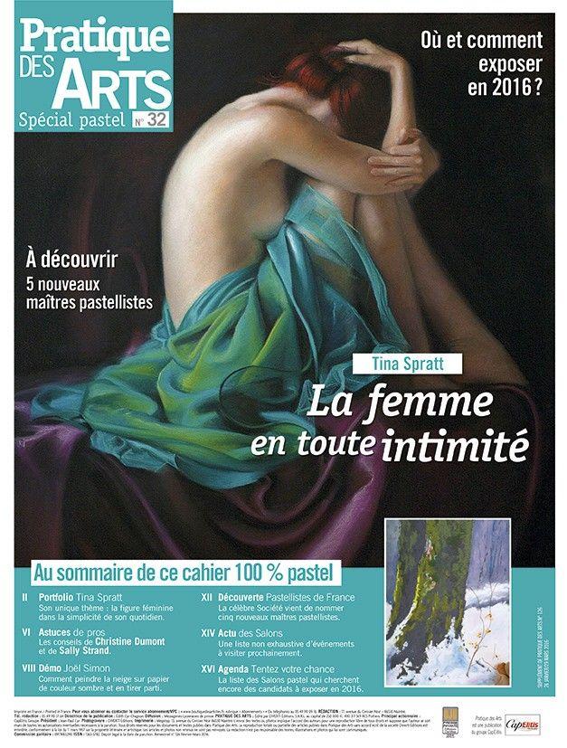 Cahier pastel n°32 - Pratique des Arts