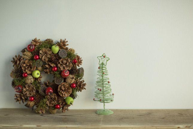 Decorazioni natalizie per la casa.  5 consigli per non sbagliare: http://www.unadonna.it/natale/decorazioni-di-natale-per-la-casa-5-mosse-per-non-sbagliare/61726/