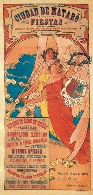 CARTELLS ANTICS DES DE 1906