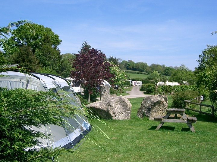 East Crinnis Camping and Caravan Park, St Austell, Cornwall | Campsite Reviews and Offers | Pitchup.com