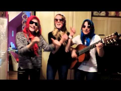 Greek Trio sings Frere Jacques in ancient Greek - YouTube