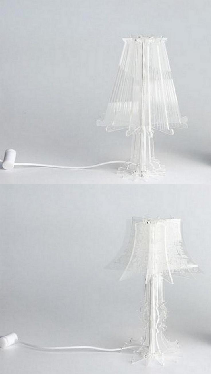 Lámparas USB de acrílico facetado en 2 modelos: London y París. Tecnología led de bajo consumo. Puede conectarse a 220v con transformador ($25). Medidas: 18x13. $160 (pesos argentinos) CaprichosElementales@gmail.com