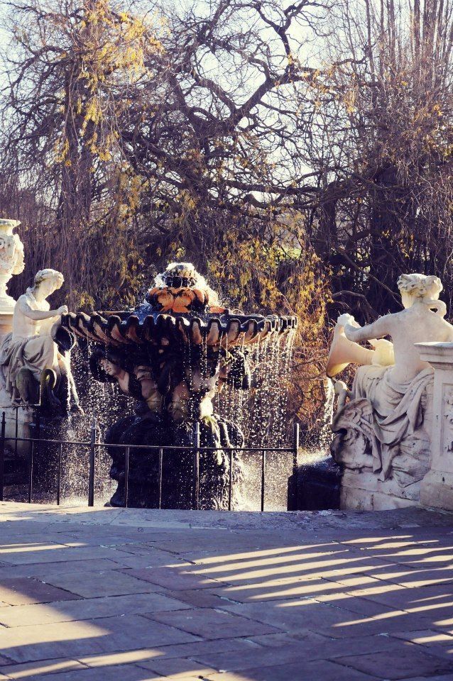 #photography #london #uk #park #hydepark #fountain | Raïssa Lara Fasel