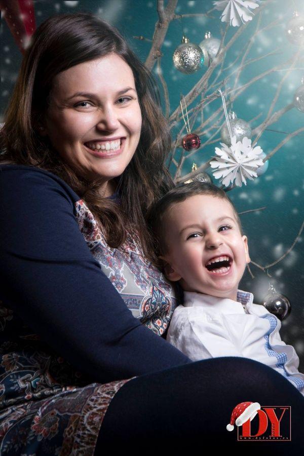 Sesiones infantiles en Navidad