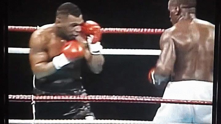 The moment a nobody Buster Douglas stunned the world and defeated Mike Tyson http://ift.tt/1PT2cmb Love #sport follow #sports on @cutephonecases