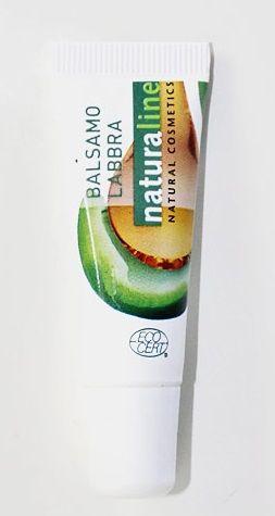 NATURALINE Balsamo labbra olio di macadamia burro di jarite e vitmina e