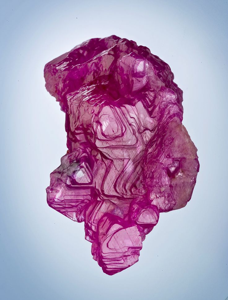 Crystallized Ruby, Mogok