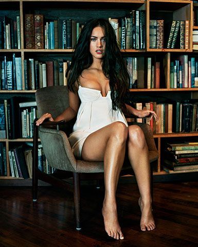 Long dark hair, slinky white dress and tan reminds me of summer