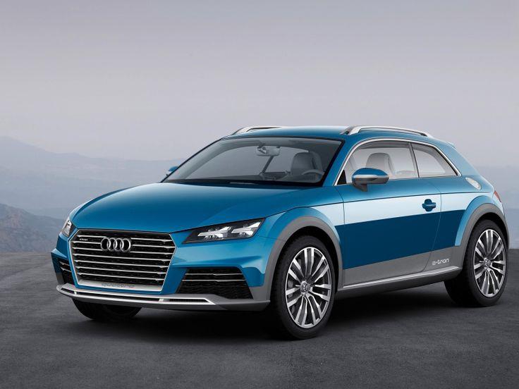 Audi allroad shooting brake (2014)