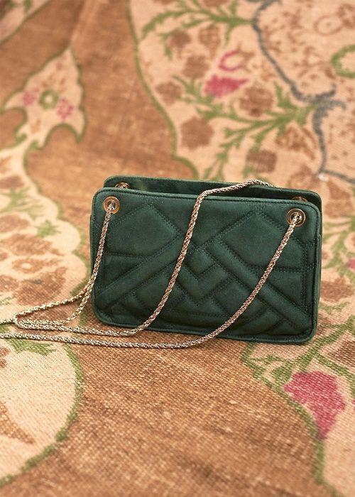 Un sac vert